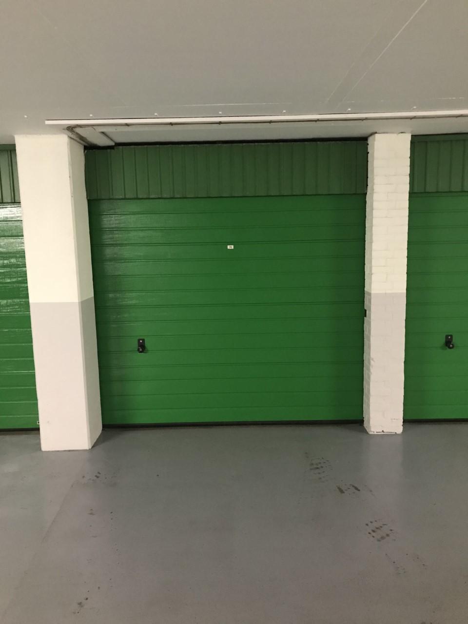 Zeesterflat 117 Garage